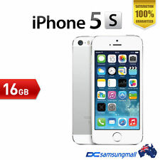 Apple iPhone 5S-16GB White unlocked Excellent condition Smartphone