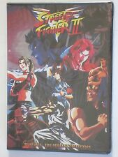 New Street Fighter II V 2 Complete Series Perfect Collection Eps 1-29 Anime DVD