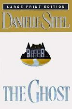 The Ghost by Danielle Steel (1997, Hardcover, Large Type)