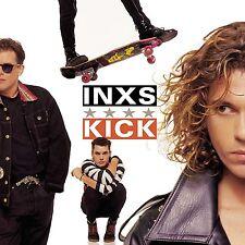Kick - INXS - 12 TRACK MUSIC CD - LIKE NEW - F253
