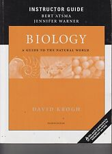 Biology A Guide To The Natural World 4th Ed Guide IE Edition (E1-27)