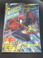 THE GAMES MACHINE n.27 Gennaio 1991 96 pagine SPEEDBALL 2 STELLAR 7 STRIDER