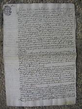 O767-MODENA-ATTO IN BOLLO 1739-CARPI