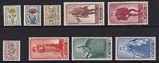 Belgium België Mint Stamps 1949 Anti-tuberculosis & Other Funds SG1298-306 CV£84