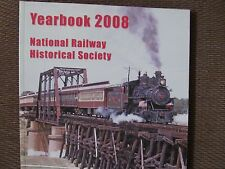 NRHS Bulletin Yearbook 2008 National Railway Historical Society