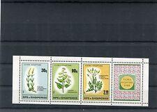 Albania 1988 serie piante 2358-60    MNH
