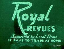 Royal Revues 1932, Musical, Advertisement, Commercial, Cult,Dancing,theater,DVD