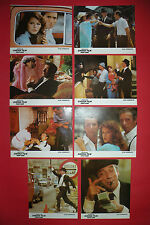 BIG OPERATOR 1976 FRENCH YVES MONTAND AGOSTINA BELLI C.PINOTEAU EXYU LOBBY CARDS