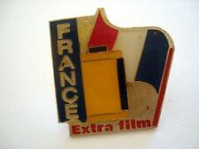 PINS FLAG DRAPEAUX FRANCE ENTREPRISE EXTRA FILM PHOTO