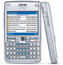 Original Nokia E Series E62 - Silver (Unlocked) Smartphone QWERTY GSM Warranty