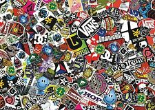 3 x A4 Sticker Bomb Sheet - JDM EURO DRIFT VW - Design 423 - (210MM x 297MM)