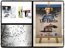 The Birds Alfred Hitchcock Blu-ray Steelbook Edition Exclusive UK - Les Oiseaux