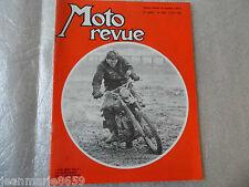 MOTO REVUE N° 1960 DU 27.12.1969 D OCCASION COMME SUR PHOTOS A 10 EUROS