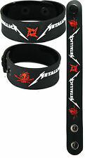 METALLICA  NEW! Bracelet Wristband aa120 /Nothing Else Matters