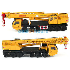 KAIDIWEI 1/55 Scale Diecast Mega Lifter Crane Construction Equipment Toys