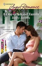 A One-Of-A-Kind Family By Holly Jacobs, 2010, Paperback, VERY GOOD Condition