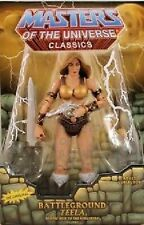Battleground Teela 2nd Masters of the Universe He Man MOC NEU & OVP #RARITÄT !