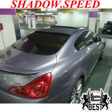 Painted Combo OE Rear Trunk + Roof Spoiler For 08~10 Infiniti G37 V37 Coupe ✪