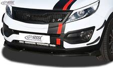 RDX Front alerón VARIO-X para kia sportage (SL) 2010-07/2015