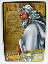 One Piece AR Carddass 02-35 R Silvers Rayleigh Dark King