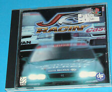 JS Racing' - Sony Playstation - PS1 PSX - JAP Japan