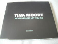 TINA MOORE - NEVER GONNA LET YOU GO - GARAGE CD SINGLE