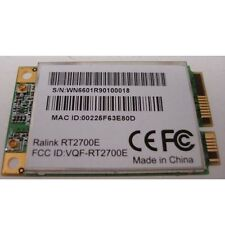 RaLink RT2700E RT2790T Mini PCIE Network Wlan Wireless N Wifi Card Laptop