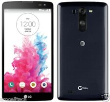 "LG G Vista D631 AT&T UNLOCKED Android 4.4 LTE 8GB 8MP 5.7"" Display Phone FAIR"