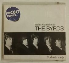 The Byrds An Introduction to - 24 classic songs CD UK 2003 digipack