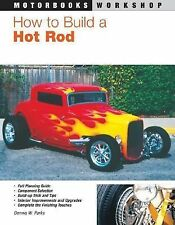 How to Build a Hot Rod (Motorbooks Workshop)-ExLibrary