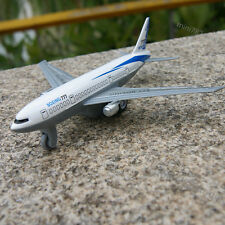 Plane Toys Model Boeing 777 Extended Range Aircraft Diecast Alloy Pull back New