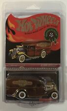 Hot Wheels 2012 Holiday Car BLOWN DELIVERY Red Line Club Exclusive