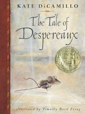 The Tale of Despereaux: Being the Story of a Mouse, a Princess, Some S-ExLibrary