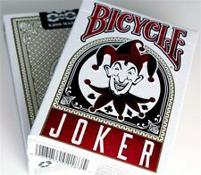 CARTE DA GIOCO BICYCLE JOKER,poker size