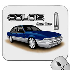 86' 88'  HOLDEN  VL  CALAIS  TURBO COMMODORE   3.0    MOUSE PAD   MOUSE MAT
