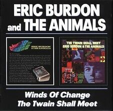 Winds of Change/The Twain Shall Meet by Eric Burdon & the Animals (CD,...
