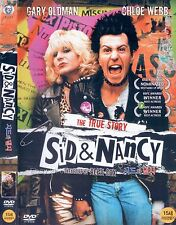 Sid and Nancy (1986, Alex Cox) DVD NEW