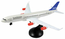 SAS Scandinavian Airlines A340 Spielzeugflugzeug Diecast metal