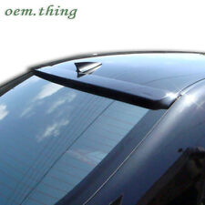 PAINTED TOYOTA ALTIS 3nd Corolla REAR ROOF SPOILER 2013 *