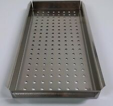 RITTER MIDMARK M9 SMALL TRAY STAINLESS AUTOCLAVE STERILIZER TRAY