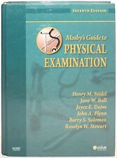 Mosby's Guide to Physical Examination by Henry M. Seidel 7th Ed