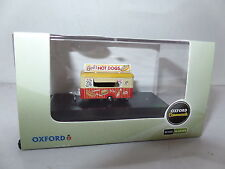 Oxford NTRAIL001 N Gauge 1/148 Mobile Trailer Bob's Hot Dogs Fairground