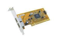 EXSYS EX-1075 - Low Profile USB 2.0 PCI Karte mit 2 Ports (VIA Chip-Set)