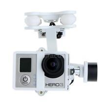 Walkera White G-2D Brushless Gimbal for iLook/GoPro Hero 3 on X350 Pro FPV 5JQ1