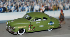 LIMITED 1949 49 MERCURY CUSTOM 1/64 SCALE CAR DIECAST M2 MACHINES