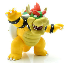 "3.5"" KOOPA BOWSER Super Mario Bros New Figure Toy Doll"