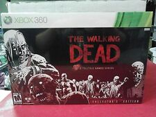 The Walking Dead Collector's Edition - Telltale Games Series X-Box 360