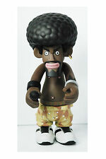 1998 P.A.S.A Rapper by Pal Wong Vinyl Collectible LIMITED Edition 8 inches Brown