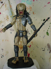 "PREDATOR 24"" VINYL STATUE PROFESSIONAL BUILD & PAINT Awesome Detail"