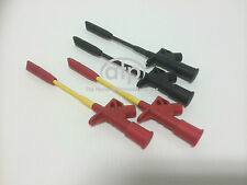INSULATED PIERCING HQ TEST PROBES BRAND NEW TWO PAIRS TWO RED, TWO BLACK